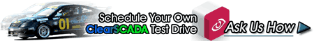 Schedule a ClearSCADA Test Drive